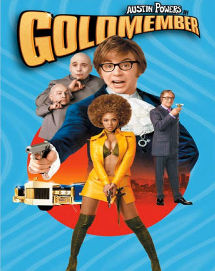 AUSTIN POWERS AS GOLDMEMBER