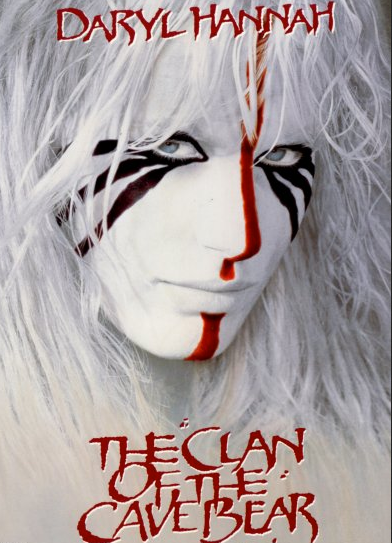 CLAN OF THE CAVEBEAR POSTER