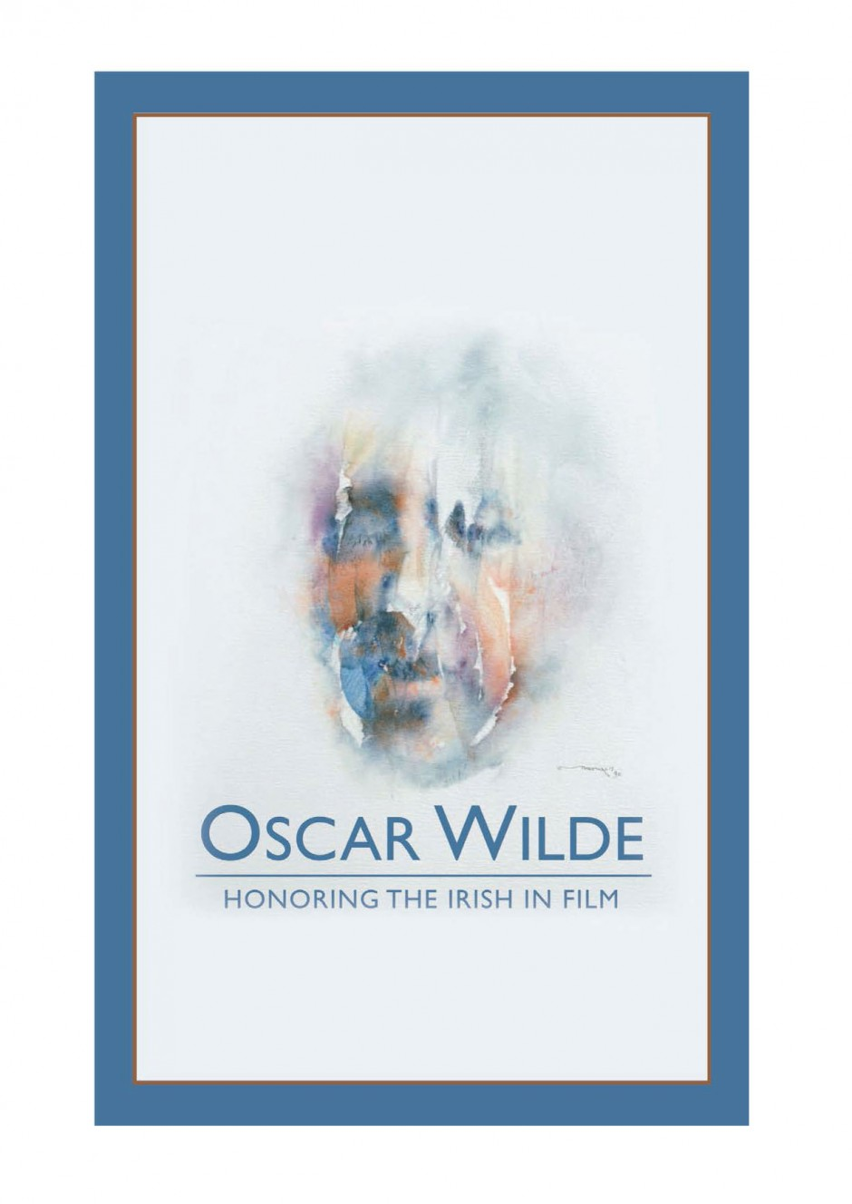 OSCAR WILDE MAIN PROGRAM