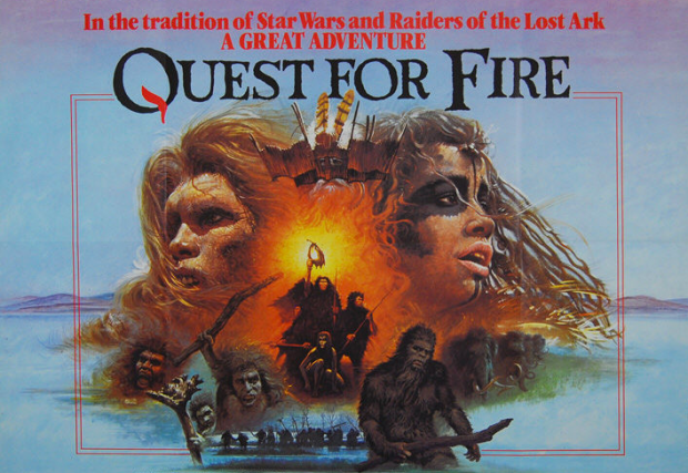 QUEST FOR FIRE 8