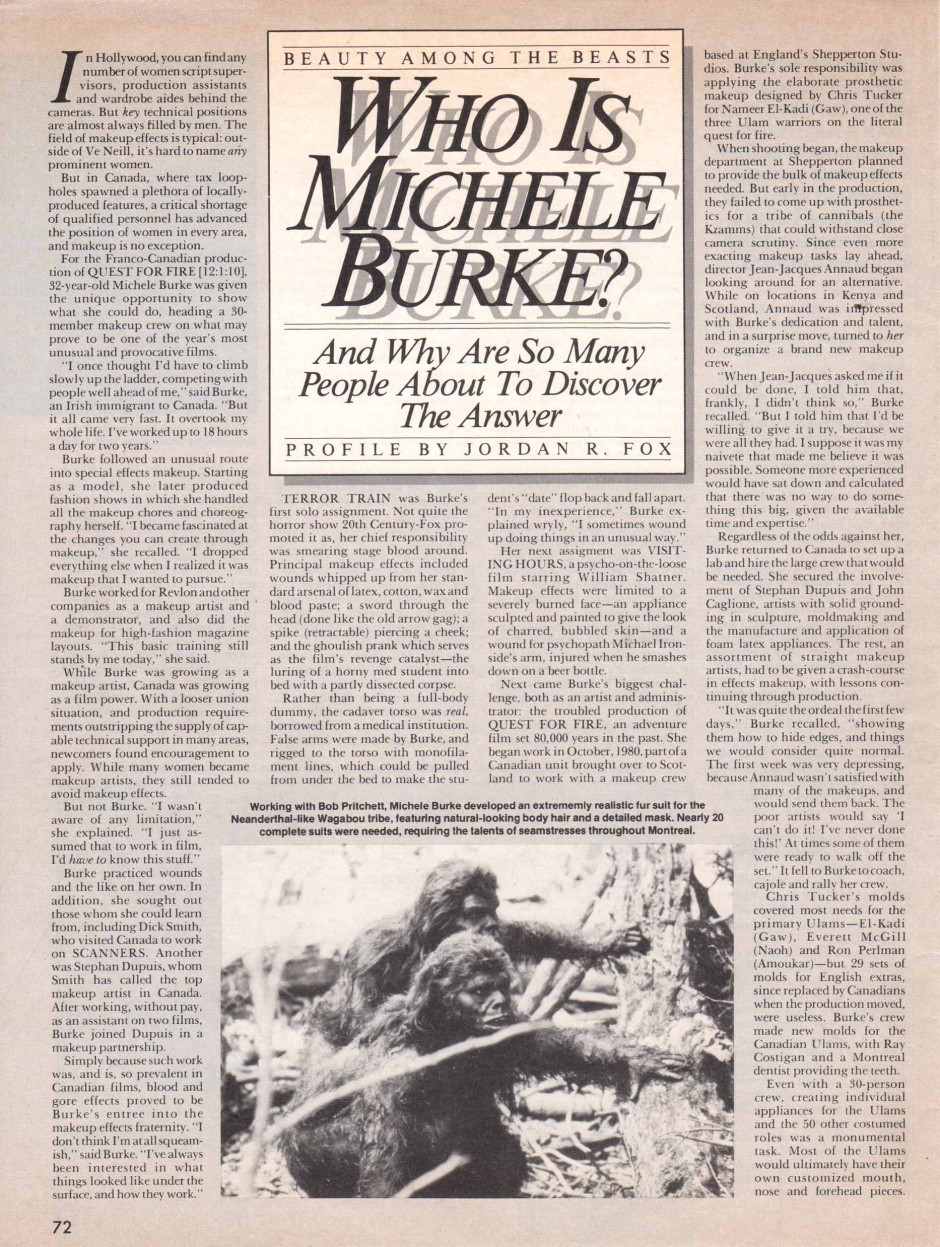 WHO IS MICHELE BURKE 2